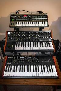Synths and Keyboard